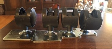 4 New Casters in Plainfield, Illinois