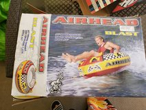 AIRHEAD Blast 54 inch Towable Tube, 1 Rider in Travis AFB, California