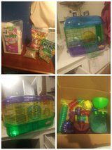 Hamster cages and accessories in Cleveland, Texas
