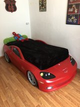 Corvette Z06 Toddler to Twin Bed in Wiesbaden, GE