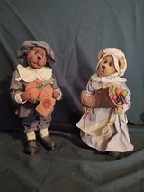 Boyd's Bears - The Mayflower Crumpletons. in Cary, North Carolina