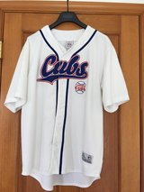 Cubs XL Jersey and Key Chain in Cary, North Carolina
