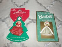 "HALLMARK ""BARBIE"" HOLIDAY PINS in Camp Lejeune, North Carolina"