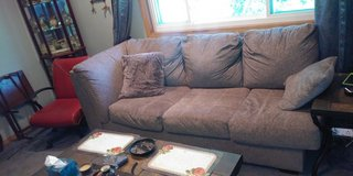 Couch sectional in Fort Leonard Wood, Missouri