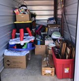 Storage stuff in Fort Leonard Wood, Missouri