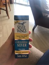 Colloidal Silver Drops NEW in Okinawa, Japan