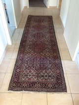 Persien Carpet / Rug / Tapestry Handcrafted Handwoven Valued at 1480 Euro in Ramstein, Germany