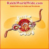 Delight your loving Brother with Online Rakhi Delivery in Canada in 2-3 Days in Buckley AFB, Colorado