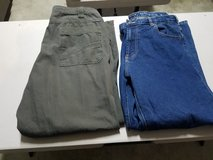 2 pair men's pants in Travis AFB, California