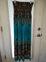 Bailey blue long dress in Chicago, Illinois
