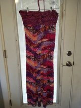 Faded glory long dress size 16/18 in Chicago, Illinois