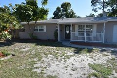 Charming single family home available for immediate occupancy in MacDill AFB, FL