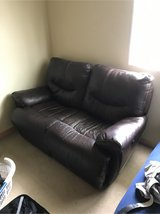 couch (electric recliner) in Okinawa, Japan