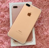 Apple iPhone 7plus 64gb in Ansbach, Germany
