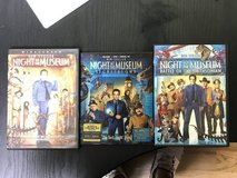 Night At The Museum 1, 2, and 3 in Okinawa, Japan