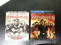 The Expendables 1 & 2 in Okinawa, Japan