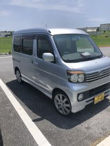 2008 Daihatsu Atrai in Okinawa, Japan