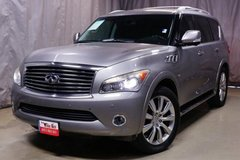2014 Infiniti QX80 **CLEAN** in Bellaire, Texas