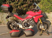 2011 Ducati Multistrada 1200 S Touring in Ansbach, Germany