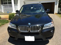 2012 BMW X3 in Fort Belvoir, Virginia
