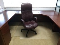 Large U-shaped Office Desk with Chair - Used/Good Condition in Kingwood, Texas