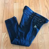 Tommy Hilfiger Women's Detressed Sz 10 in Naperville, Illinois