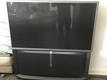 "Sony 57"" Rear Projection 1080i TV in Naperville, Illinois"
