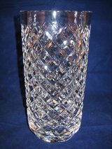 WATERFORD CRYSTAL Vases many different sizes EXCELLENT in Glendale Heights, Illinois