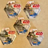 Star Wars Hot Wheels Battle Rollers Set Brand New in Vacaville, California
