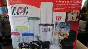 magic bullet  blender ( all good )  ( on & off base ok ) in Okinawa, Japan