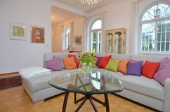 Exclusive furnished 3-room apartment in Wiesbaden with internet - AG178734 in Wiesbaden, GE