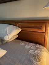 King headboard & Chest of drawers in Kingwood, Texas
