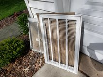 "EZ-FLO 16"" X 25"" Return Filter Grill in Batavia, Illinois"