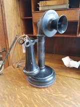 Kellogg Candlestick Phone in Fort Leonard Wood, Missouri