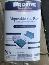 Disposable bed pads in Naperville, Illinois