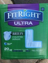Adult briefs/diapers in Naperville, Illinois