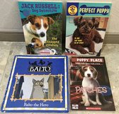 Scholastic Books on Puppies/Dogs in Okinawa, Japan