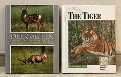 Endangered Animals Elementary Research Books in Okinawa, Japan