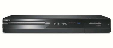 Philips HDD & DVD Player/Recorder with Digital broadcast tuner. in Chicago, Illinois