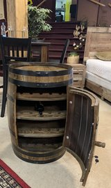Introduction offer Wine Barrel with lock in Ramstein, Germany