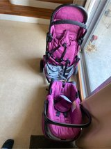 infant car seat and stroller in Okinawa, Japan