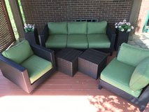 Outdoor Wicker Sofa & 2 Chairs in Morris, Illinois