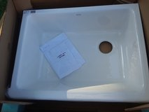 NIB Farm Sink White Haven Under/Counter Short Apron 30 in Kingwood, Texas