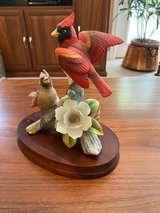 Father's Day Cardinals!  By Andre Figurines in Fort Leonard Wood, Missouri