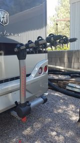 Yakima FullSwing 4-Bike Hitch Rack in Alamogordo, New Mexico