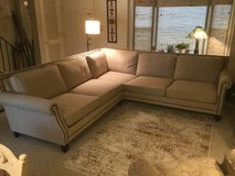 Bernhardt Brae Sectional Sofa ( excellent condition) in Fort Belvoir, Virginia