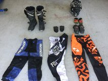 Youth Motocross Gear in Camp Lejeune, North Carolina