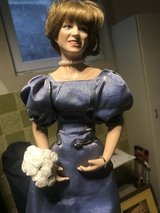 Princess Diana porcelain doll in Ramstein, Germany