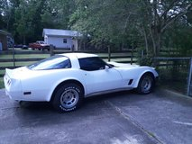 1980 Corvette in Camp Lejeune, North Carolina