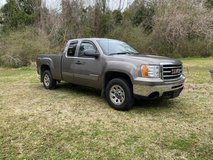 2012 GMC SIERRA 1500 EXT CAB, 4X4, SLE, SHORT BED in Wilmington, North Carolina